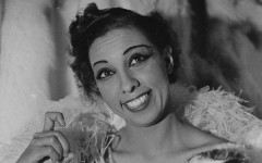 FRANCE - CIRCA 1926:  Josephine Baker (1906-1975), American artist of music-hall.  (Photo by Gaston Paris/Roger Viollet/Getty Images)