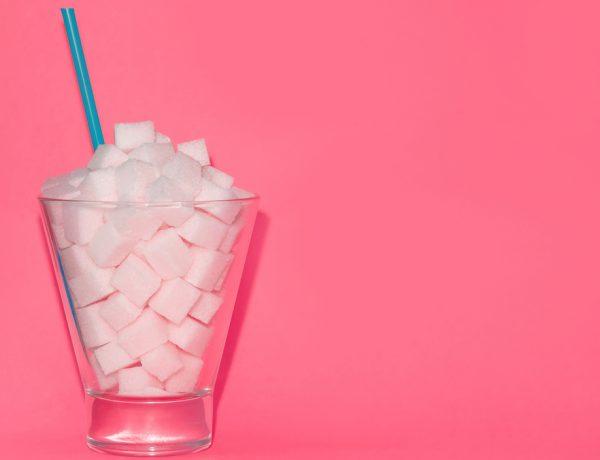 Cukor -potravina s velkym egom